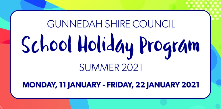School Holiday Program packed with plenty of summer fun