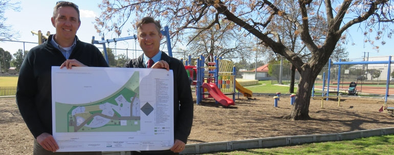 Inclusive playground design approved