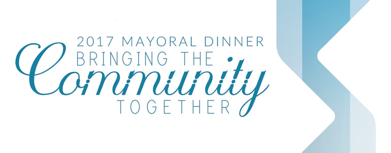 2017 Mayoral Dinner to bring the community together