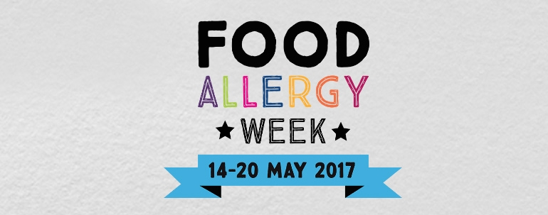 Be aware and show you care this Food Allergy Week