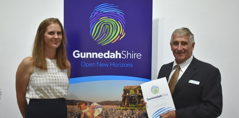 Council unveils official rebrand to promote Shire