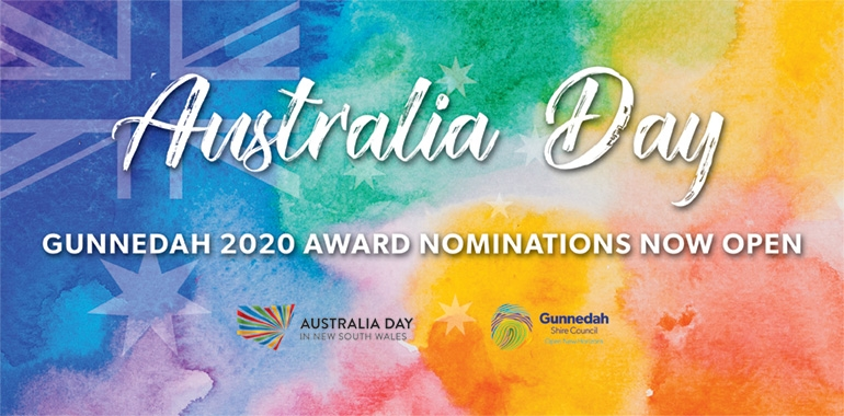 2020 Australia Day Award Nominations Now Open