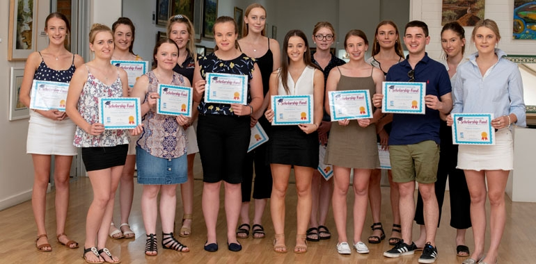 2019 Gunnedah Community Scholarship Fund supports local tertiary journeys