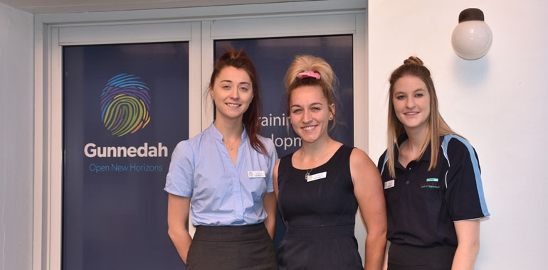 Gunnedah Shire Council supports staff through TAFE apprenticeships